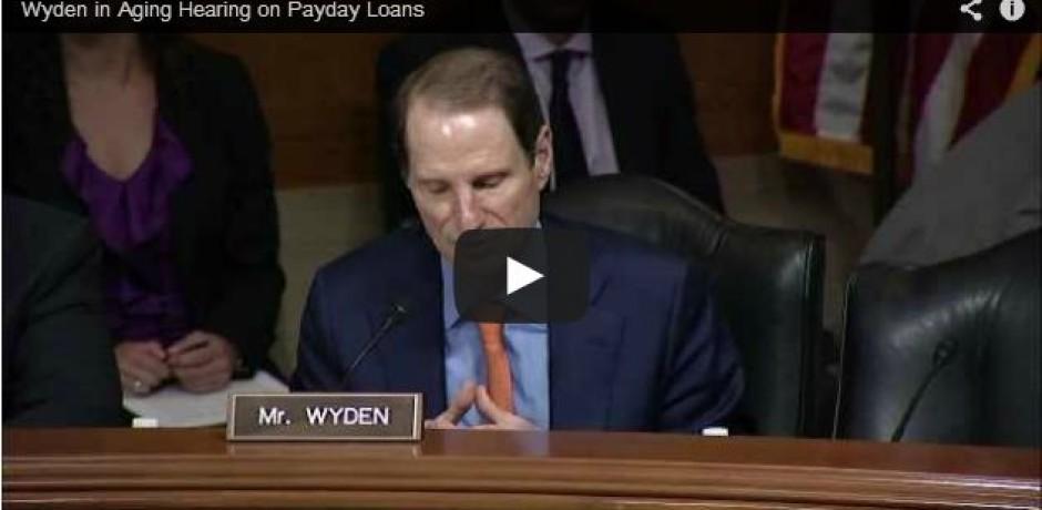 Senator Weyden questions Consumer Protection Agency